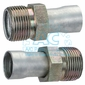 Weld-on Male Insert Oring Fitting #12 1-1/16''-14