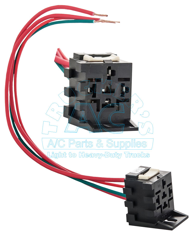 clutch relay connector wires carrier ac. Black Bedroom Furniture Sets. Home Design Ideas