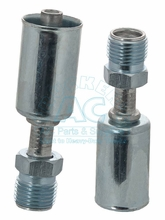 A/C Fitting  5/8''-18 6x6