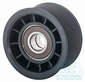 A/C Idler Pulley 10 Groove