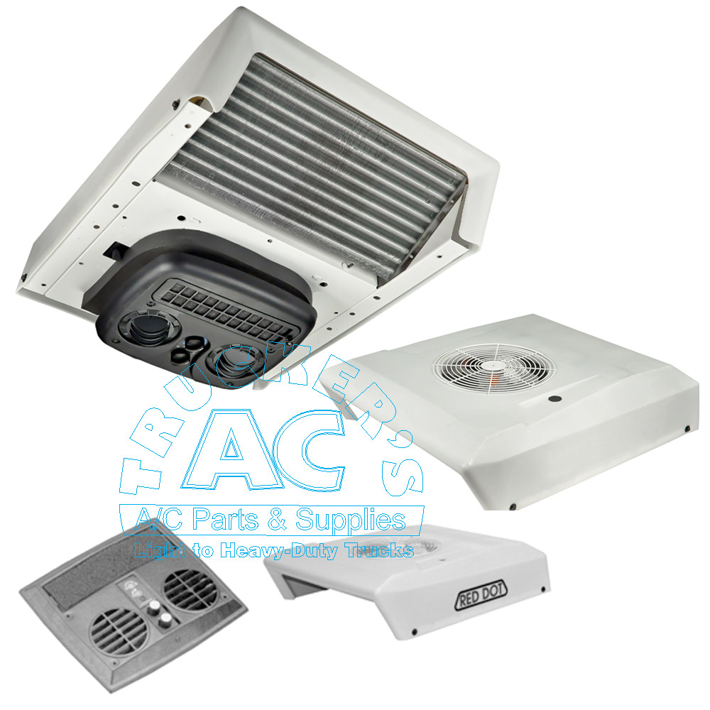 Red Dot A/C Unit - Rooftop R6100-0/R6100-4