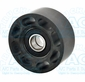 AC BACK IDLER PULLEY 2.87'' X 1.25''