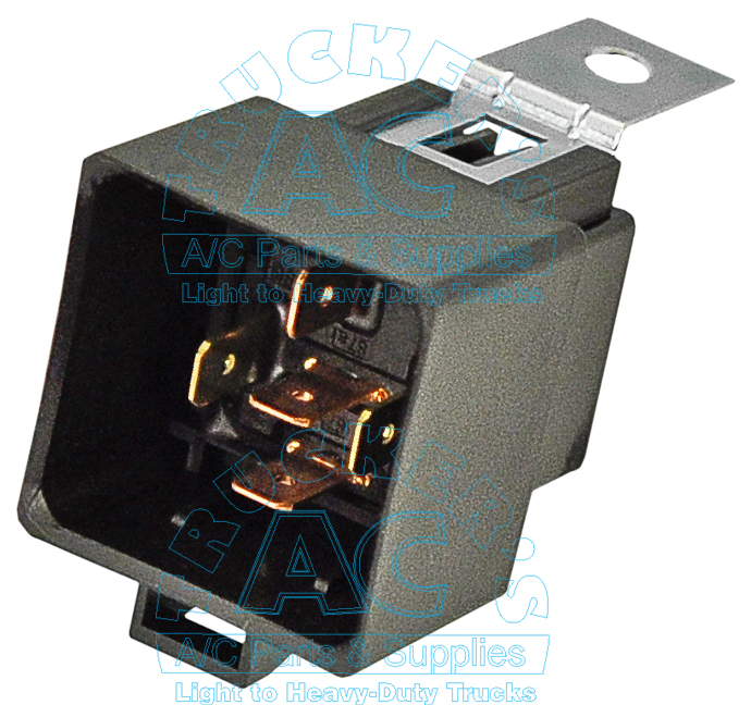 Blower Relay Universal Red Dot OEM# VF4-65F11-SO5 24V