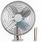 Chrome Defroster Fan