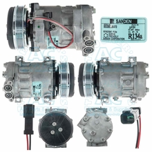 Compressor SD7H15-SHD Enhanced OEM# 4104