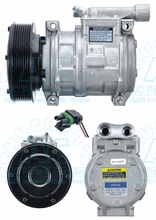 Denso Compressor & Clutch John Deere OEM# AT168543