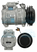 Denso Compressor & Clutch John Deere OEM# RE46657