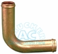 Heater Elbow Fitting 5/8&quot Hose