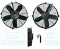 Electric Cooling Fan Assy OEM# VA34-BP70/LL-36A