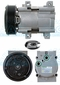 Ford Compressor & Clutch OEM# F77Z-19V703V