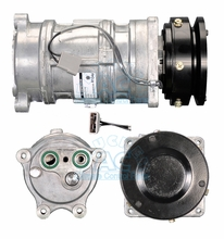 GM GMC/Off Road/Bus Replacment A6 S6 Compressor W/1GR 5'' 24V HPS