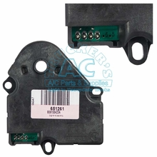 Heater Actuator MACK OEM# 7787-650694