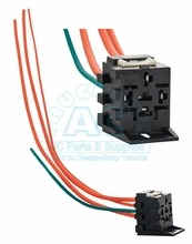 Hi Speed Relay Connector & Wires/Carrier AC