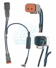 Index Switch Harness 8038028P