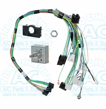 Kenworth Rotary Fan Switch OEM#  F21-1005-1