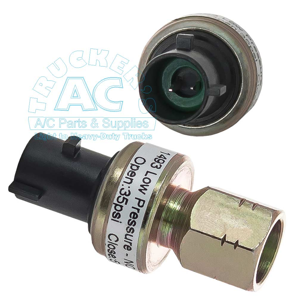 Low Pressure Switch Ac >> Low Pressure Switch International Navistar Oem 1676786 C1
