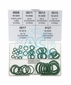 R12/R134a Fitting O'Ring Kit