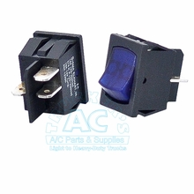 ROCKER SWITCH ILLUMINATED Blue OEM# 71R0512