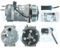 SANDEN 4546 International (Navistar) OEM# 3547916C1 3541235-C91