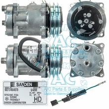 Sanden 4569 Off Road Applications