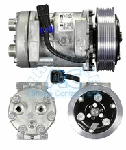 Sanden 4885 4817 4885 4482 Ford Sterling