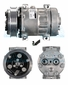 Sanden Compressor # 4027 Autocar Applications