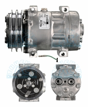 Sanden Compressor # 4052 Off Road Applications