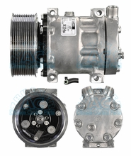 Sanden Compressor # 4070 Bus Applications