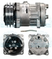 Sanden Compressor # 4709 FORD - NEW HOLLAND