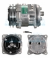 Sanden Compressor # 5077 Multi Fit Applications