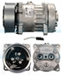 Sanden FLX7 Compressor 4872 75R-89392 Multi Fit Applications
