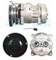 Sanden FLX7 Compressor 4875 4608 Multi Fit Applications