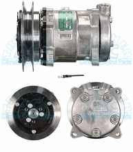 Sanden Universal Compressor # 6671 4511 - REPLACED by 03-3721