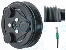 Seltec Clutch Assembly OEM 75R-0092 RD5-10545-0