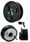 SELTEC Compressor Clutch Assembly 5106BD