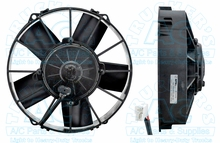 SPAL Cooling Fan Assembly OEM# VA02-AP6-40S