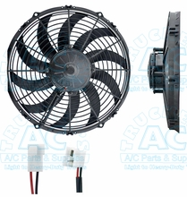 SPAL Cooling Fan Assembly OEM# VA08-BP71/LL-53A