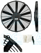 SPAL Cooling Fan Assembly OEM#  VA09-AP8/C-27S