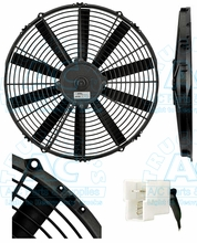 SPAL Cooling Fan Assembly OEM#  VA10-BP9/C-25S