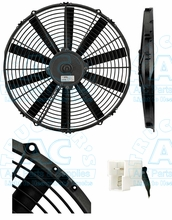 SPAL Cooling Fan Assembly OEM# VA11-AP8/C-29S