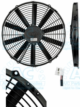 SPAL Cooling Fan Assembly OEM# VA18-AP10/C-41S