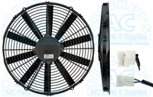 SPAL Cooling Fan Assembly VA08-AP10/C-23A