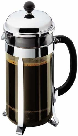 BODUM CHAMBORD FRENCH PRESS 32 OZ