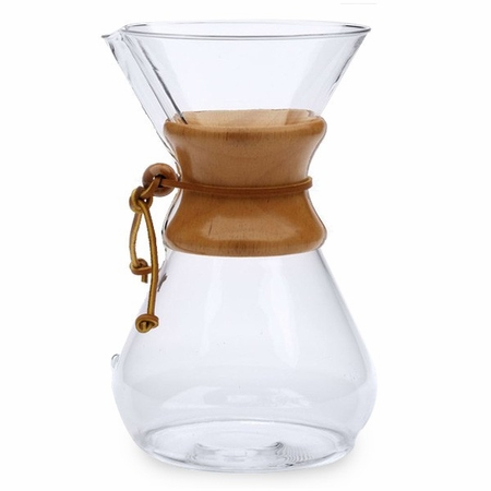 CHEMEX COFFEE MAKER 8 CUP (CM-8A)