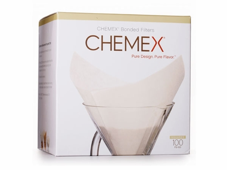 CHEMEX FILTER PRE FOLDED SQUARE 100 PK (FS-100)