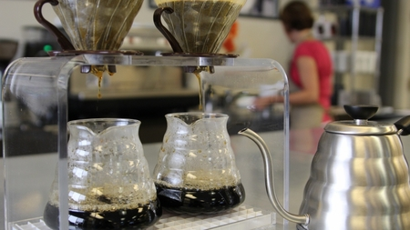 COFFEE CLASS|BREWING