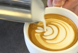 COFFEE CLASSES AT LIZZY'S