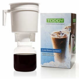 COLD COFFEE BREWERS