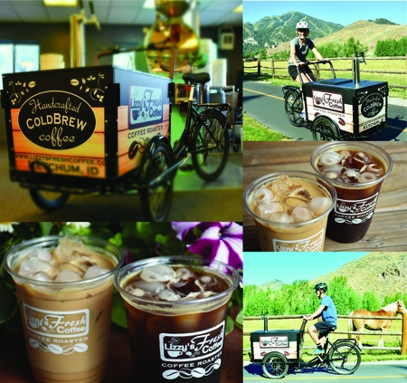 Lizzy's Cold Brew Coffee Service for Special Events