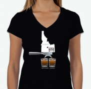 LIZZY'S FRESH COFFEE WOMEN'S T-SHIRT